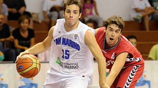 San Marino, Wales Will Face Off For Title